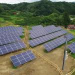 「福島りょうぜん市民共同発電所」完成
